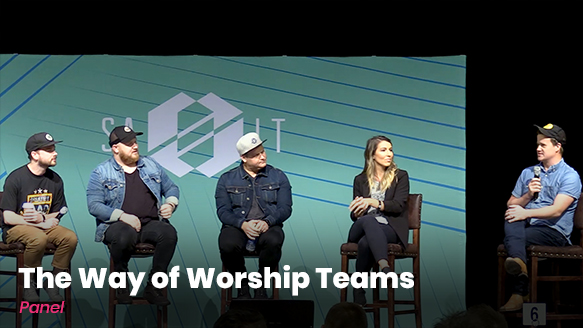 Free Class: The Way of Worship Teams