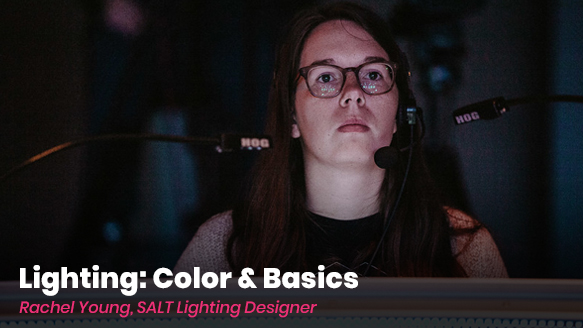 Free Class: Lighting Color & Basics